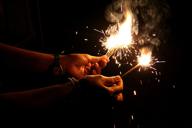 15 tips on how to safely light your fireworks on New Year's Eve