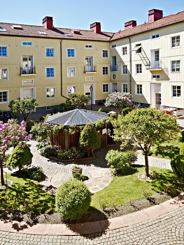 Un bonito dúplex de 62m² en Goteborg