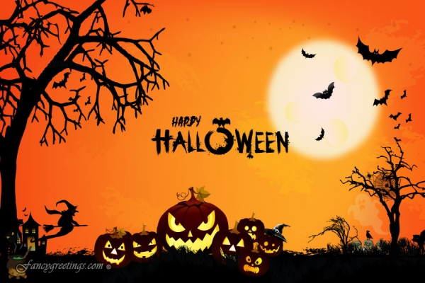 Happy Halloween Day 2017 Greetings Cards Ecards Happy Halloween Day Cards .