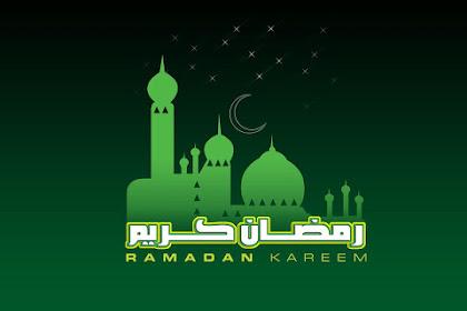 Kumpulan Ucapan Niat Puasa Bulan Ramadhan yang Benar