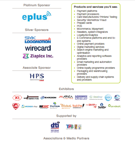 Cards & Payments and E-Commerce Show Philippines 2015