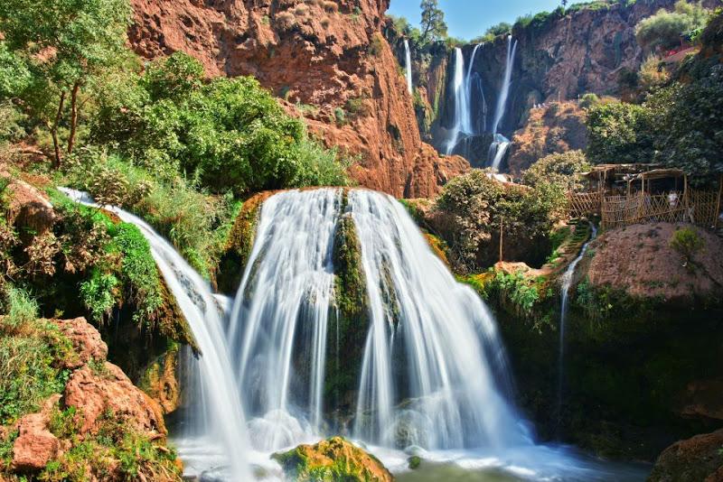 Le Maroc est le pays le plus touristique d'Afrique.