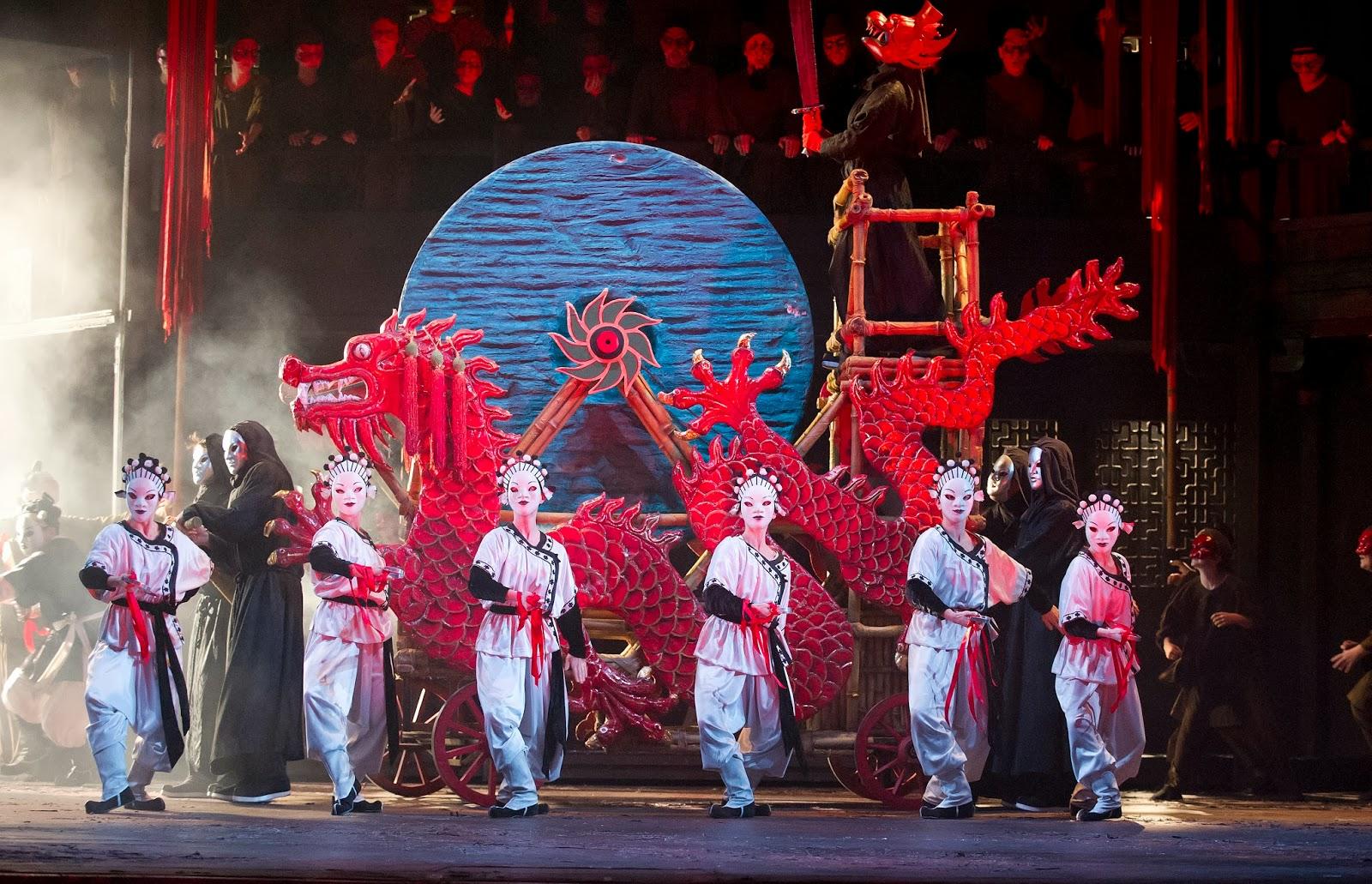 Boulezian: Turandot, Royal Opera, 20 February 2014