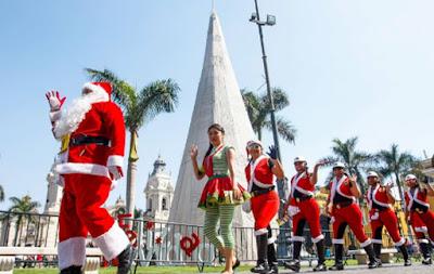 Navidad Peru, Navidad costumbres Peru, Peru comida navidad
