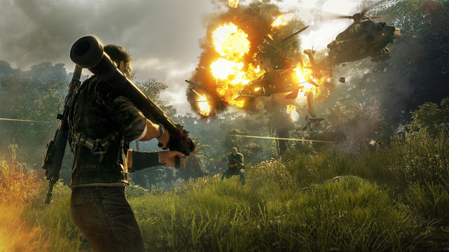 Just Cause 4 PC Full Español