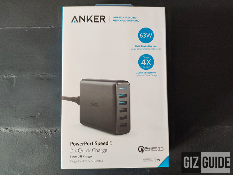 PowerPort Speed 5 Ports