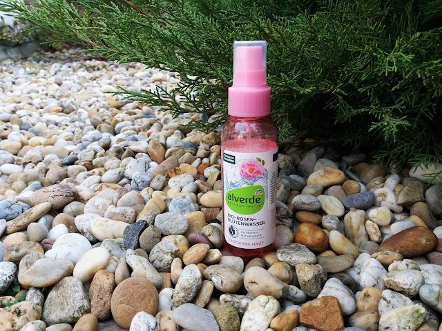Alverde Bio- Rosen- Blutenwasser