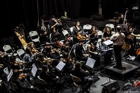 Underground Youth Orchestra,  με τη Συμφωνική Ορχήστρα Νέων Δήμου Χαλανδρίου