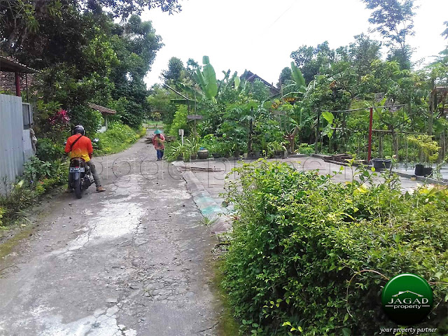 Rumah Baru jalan Kaliurang Km 14