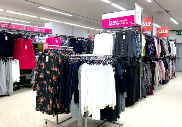 Tu clothing at Sainsbury's