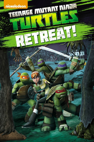 Teenage Mutant Ninja Turtles: Retreat [2015] [DVDR] [NTSC] [Latino]