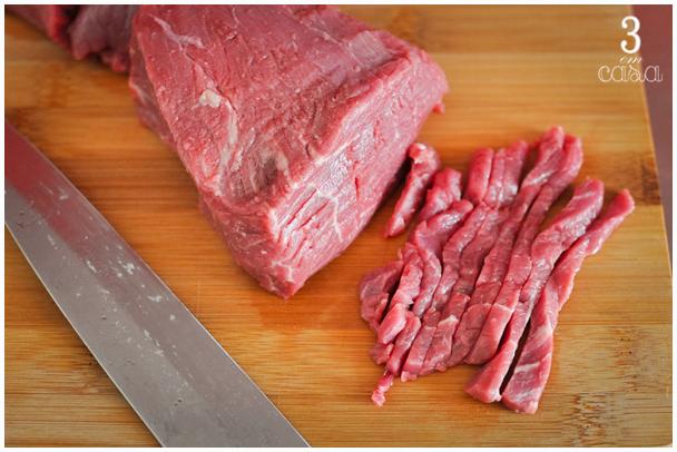 passo a passo steak tartare