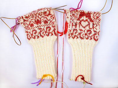 Knitting and Crochet Blog Week Day 4! 2KCBWDAY4