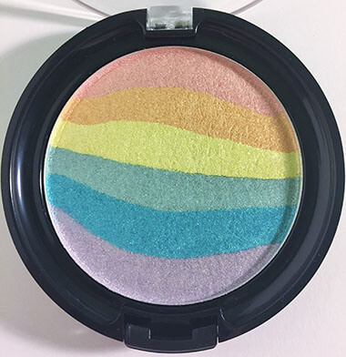 wet n wild coloricon Rainbow Highlighter Unicorn Glow
