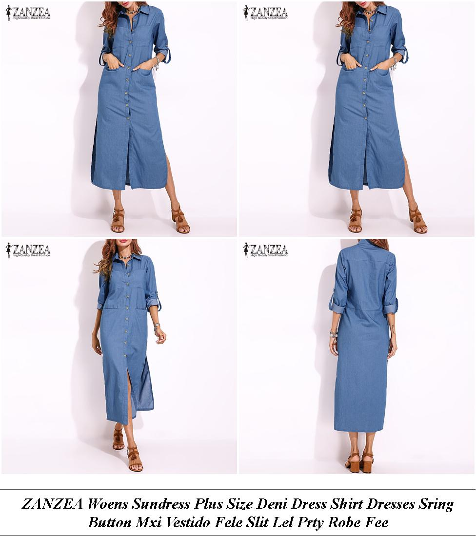 Vintage Dresses - Womens Clearance Sale - Polka Dot Dress - Cheap Clothes Online