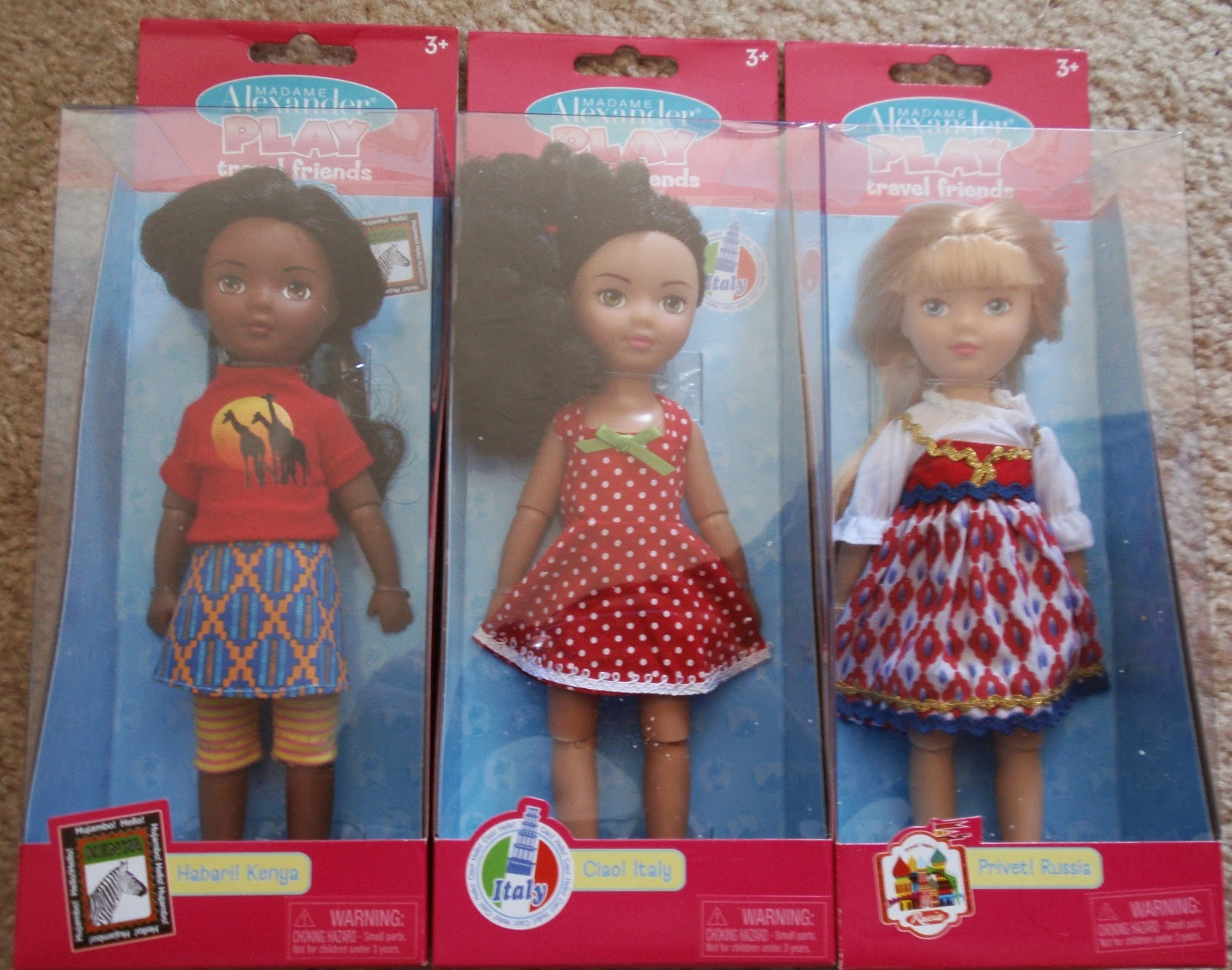 Dolls Kenya Little Alexander My Travel Doll Friends CornerMadame 6y7fYbg