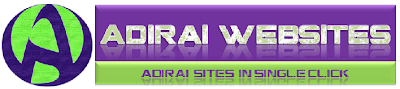 ADIRAI WEBSITES