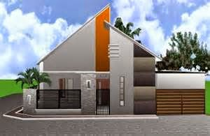 Eksterior 2015 Rumah Minimalis idaman