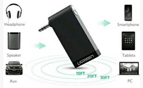 Ugreen Bluetooth V4.1 Audio Receiver Adapter
