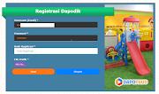 Mendapatkan Kode Registrasi 36 Karakter Dapodik PAUD 2019