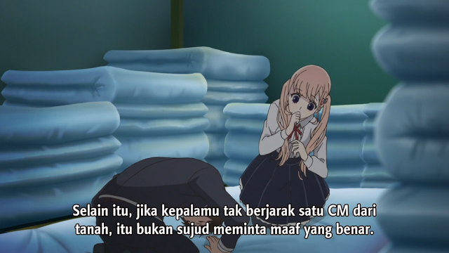 Koi to Uso Episode 02 Subtitle Indonesia