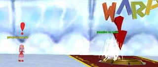 NPC Ice Castle Girl, Quest Ice Castle, Seal Online Blade of Destiyn (BoD)