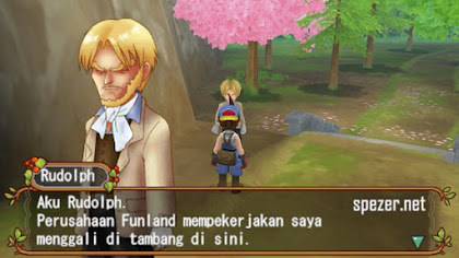 Harvest Moon Hero of Leaf Valley Bahasa Indonesia Terbaru