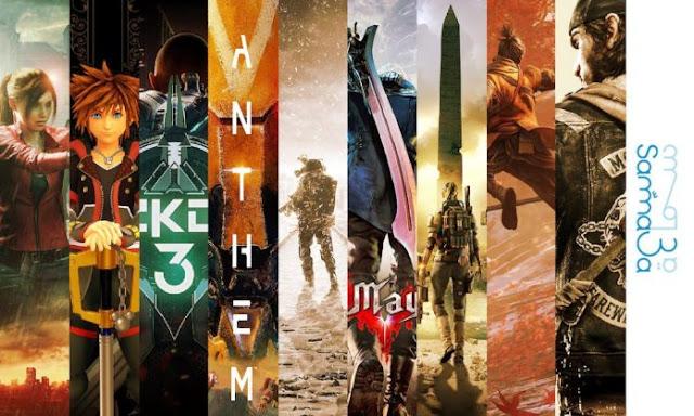 أفضل الألعاب التي ستصنع الحدث سنة 2019 ؟