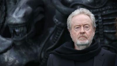 """Ridley Scott: """"Los alienígenas están allá afuera --Y la IA es mucho más avanzada de lo que sabemos"""""""