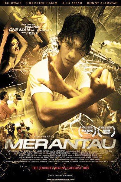 Merantau warrior trailer (2010).
