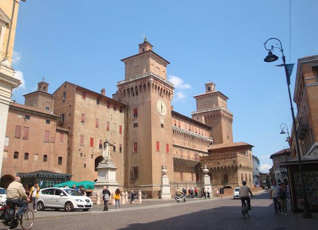 Os melhores passeios de um dia (bate-voltas) saindo de Bolonha - Ferrara