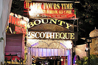 Enjoy Cheerful Evenings at Bounty Discotheque Bali