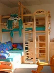 Corner Bunk Beds 4