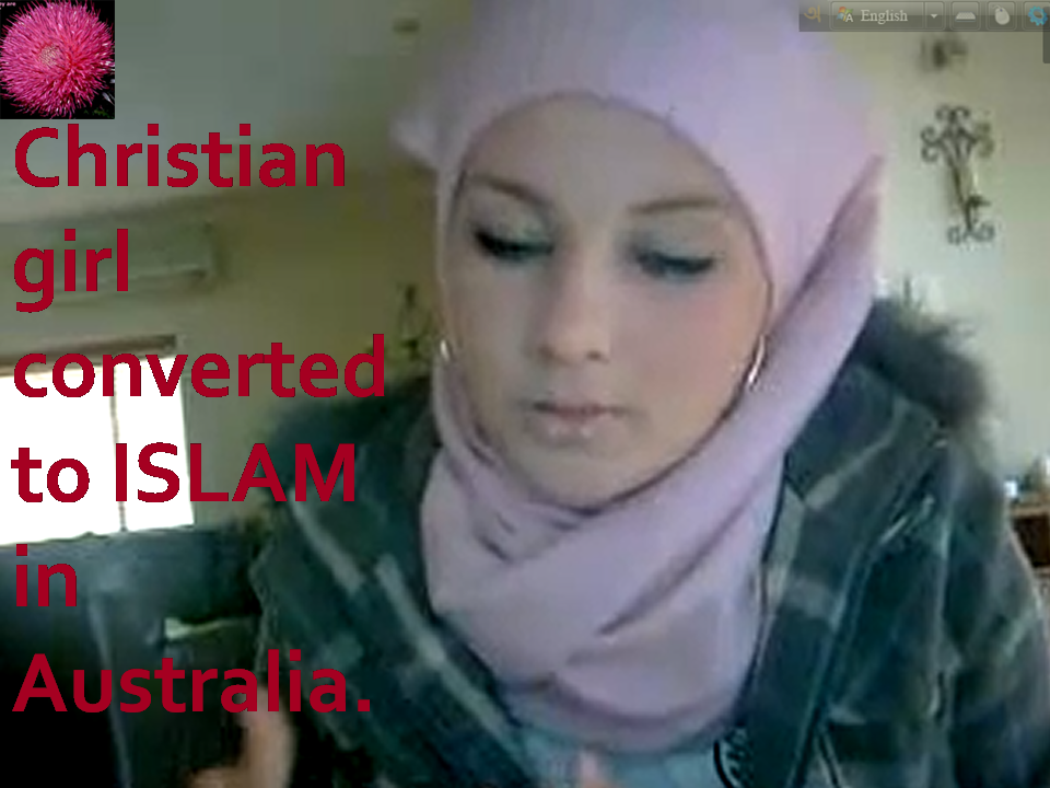 george bush daughter convert to islam
