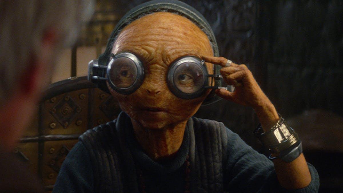 Lupita Nyong'o confirma retorno de Maz Kanata em Star Wars: A Ascensão Skywalker