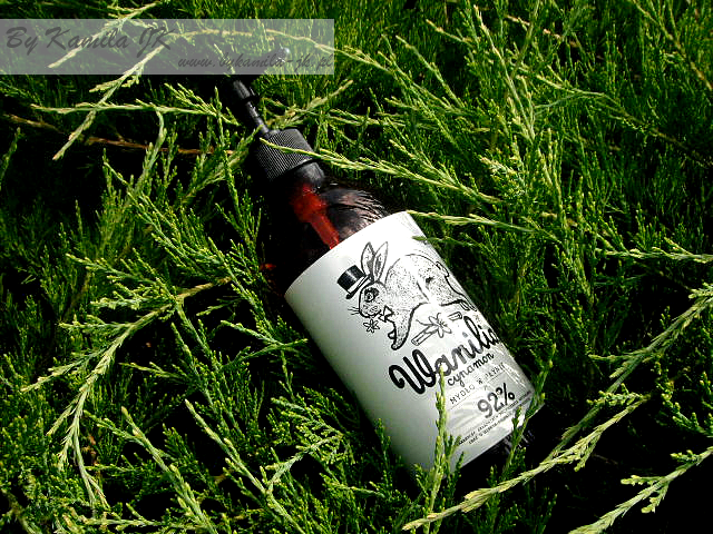 Yope mydło w płynie wanilia cynamon naturalne