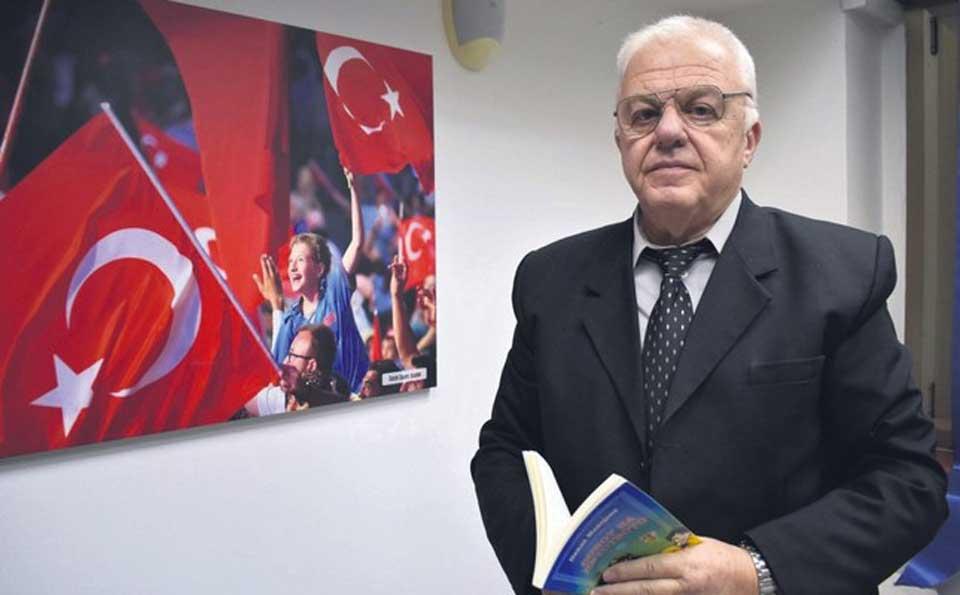 Macedonian poet shines light on Palestinian struggle