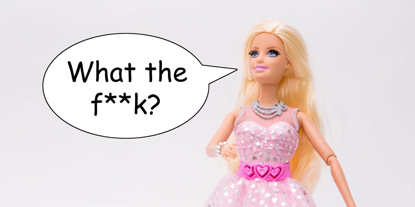 speaking barbie doll