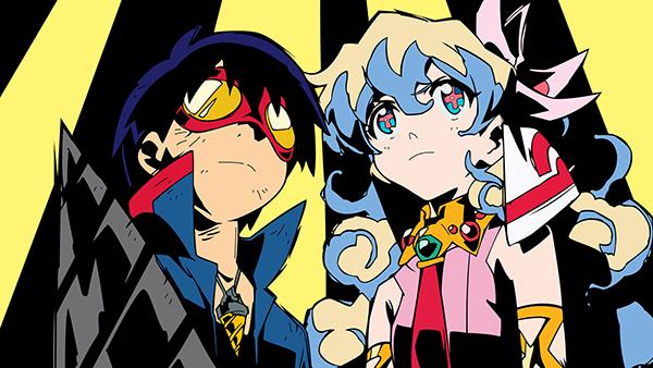 Tengen Toppa Gurren Lagann - Anime comedy terbaik yang lucu kocak dan ngakak