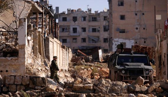 Erdogan's Syria policy hits dead end in Aleppo