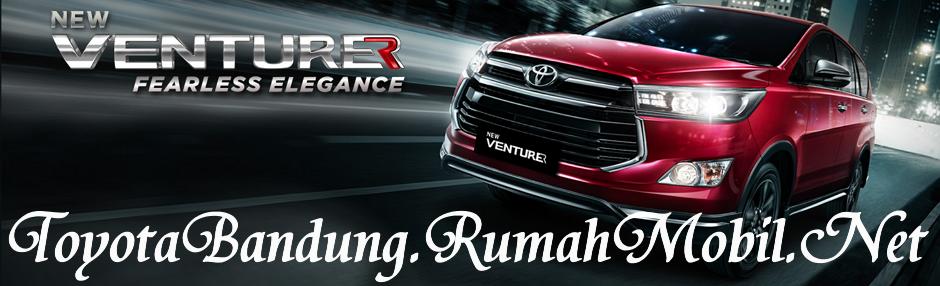 Daftar Harga Toyota Innova Venturer OTR Bandung