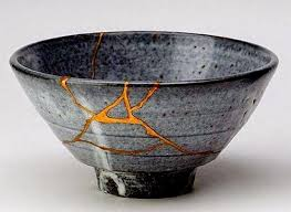 seni kintsugi dari jepang