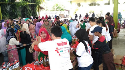 Komitmen Sinar Mas Dalam Berbagi Melalui Bazaar Rakyat 2018 8