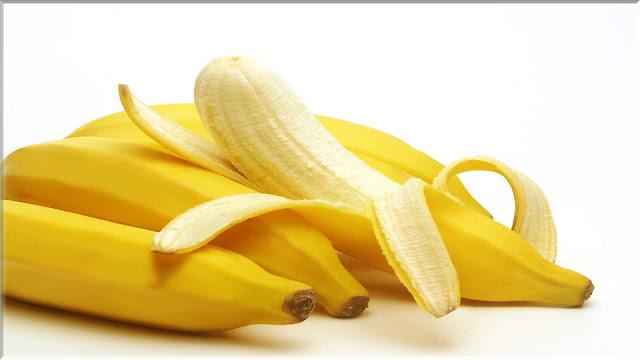 gambar pisang kupas