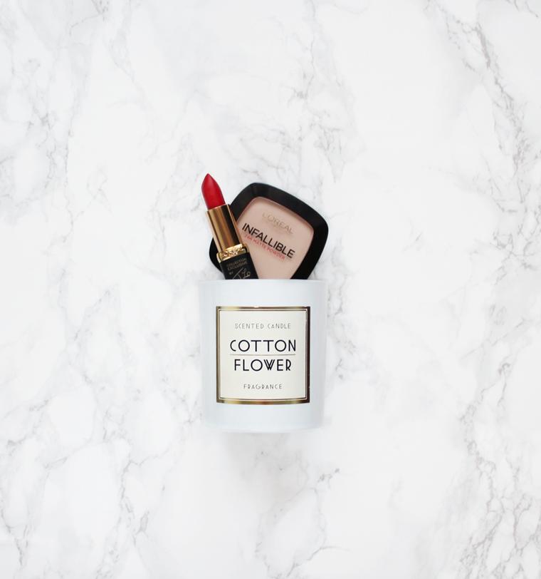 Ulubione kosmetyki 2016 roku - Makijaż