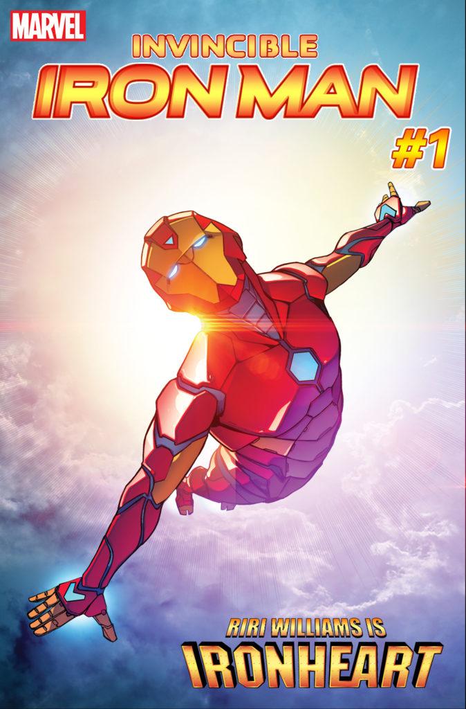 Homem de Ferro Ironheart