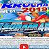 CD TSUNAMI 4K - ARROCHA 2019 VOLUME 01 - LUYS DNIGHT