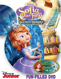 Ver La Princesa Sofía: La librería secreta (2016) Gratis Online