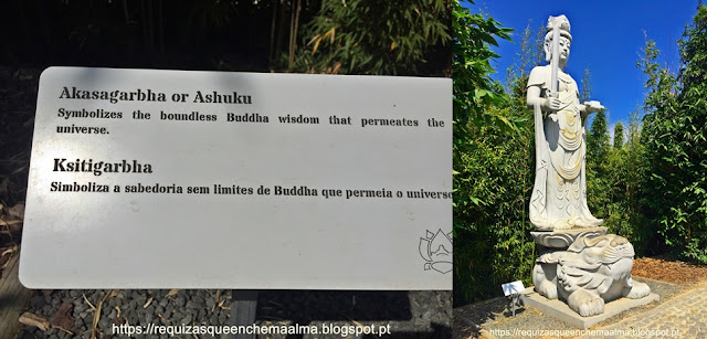 Lago Central Bacalhôa Buddha Eden,  Budas