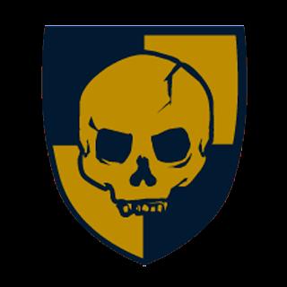 logo dream league soccer tengkorak
